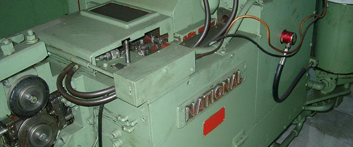 National M34S1 Doppeldruckpresse