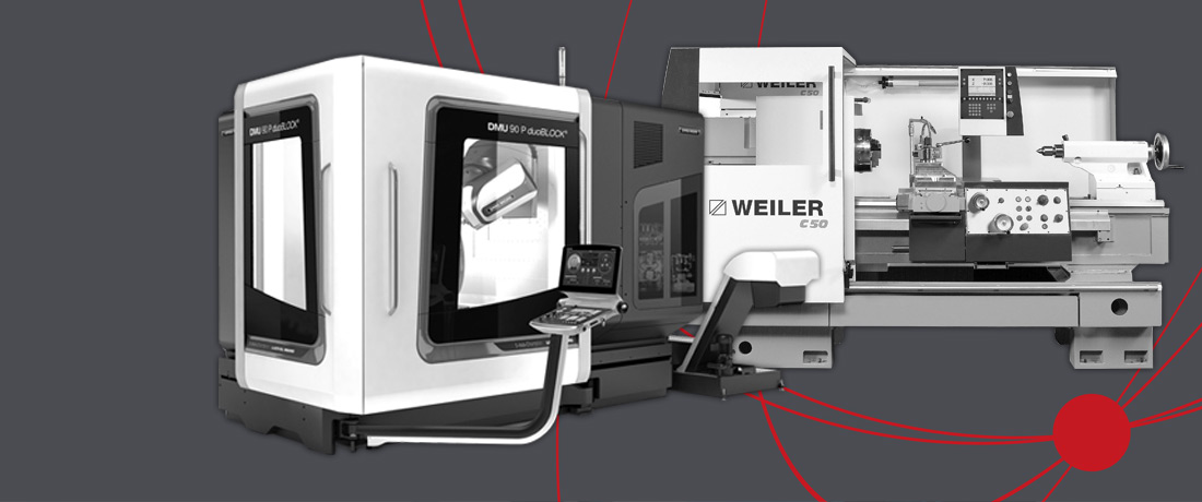 Discover the possibilities of our machining technology